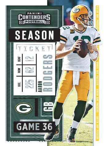 2020 Panini Contenders Football Cards 3