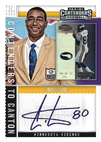 2020 Panini Contenders Football Cards - Final SP/SSP Ticket Checklist 12