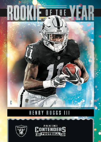 2020 Panini Contenders Football Cards - Checklist Added 4