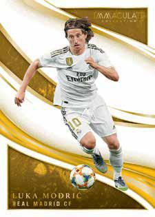 2020 Panini Immaculate Collection Soccer Cards - Checklist Added 3