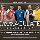 2020 Panini Immaculate Collection Soccer Cards