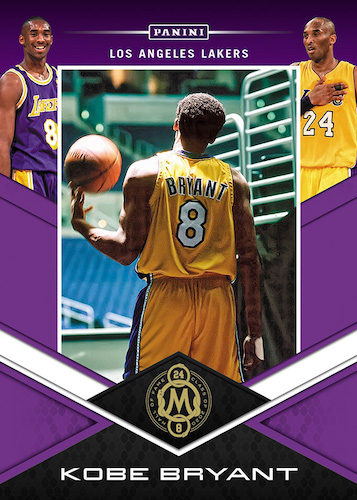 2020 Panini Kobe Bryant Redemption Packs Basketball Cards 1