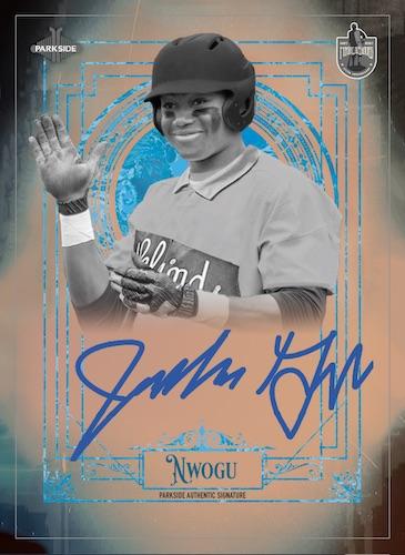 2020 Parkside Negro Leagues Centennial Draft Class Baseball Cards 2