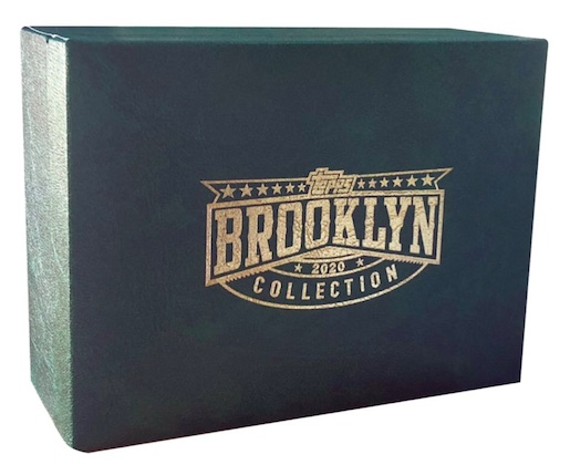 2020 Topps Brooklyn Collection Baseball Cards 4