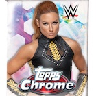 2020 Topps Chrome WWE Wrestling Cards