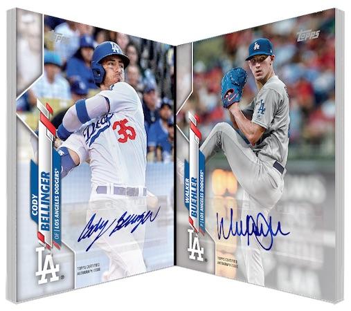 2020 Topps Mini Baseball Cards 5