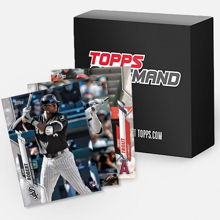 2020 Topps Mini Baseball Cards 3