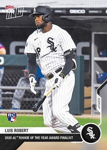 2020-21 Topps Now Offseason Baseball Cards Checklist Guide 1