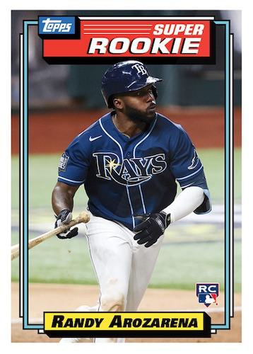 2020 Topps Throwback Thursday Baseball Cards - Set 52 47