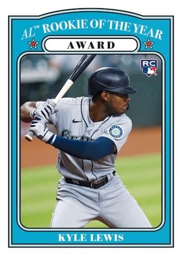 2020 Topps Throwback Thursday Baseball Cards - Set 52 49