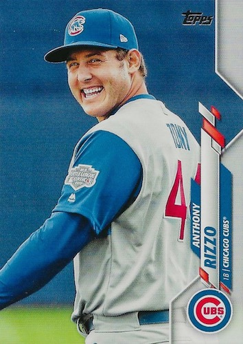 2020 Topps Update Baseball Variations Gallery and Checklist 85