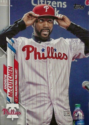 2020 Topps Update Baseball Variations Gallery and Checklist 109