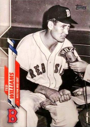 2020 Topps Update Baseball Variations Gallery and Checklist 117