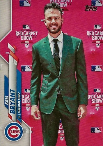 2020 Topps Update Baseball Variations Gallery and Checklist 20