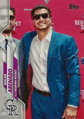 2020 Topps Update Baseball Variations Gallery and Checklist 22