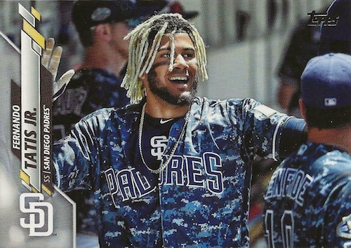 2020 Topps Update Baseball Variations Gallery and Checklist 33