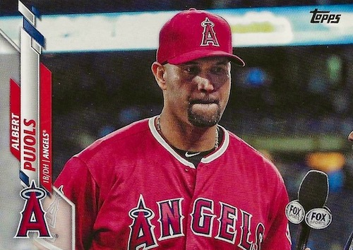 2020 Topps Update Baseball Variations Gallery and Checklist 111