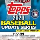 2020 Topps Update Series Baseball Cards