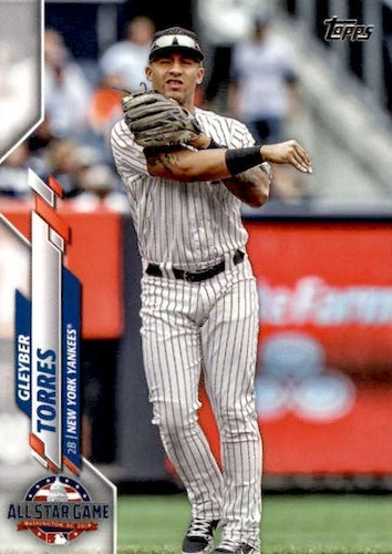 2020 Topps Update Baseball Variations Gallery and Checklist 54