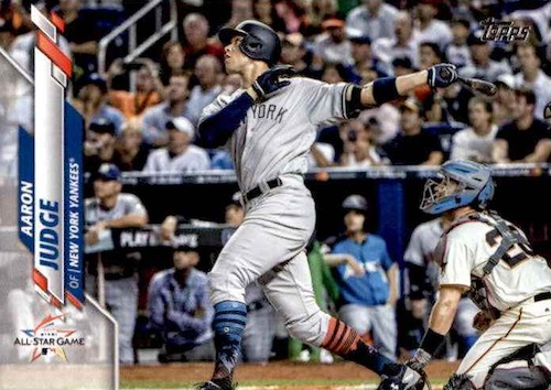 2020 Topps Update Baseball Variations Gallery and Checklist 10