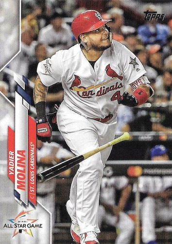 2020 Topps Update Baseball Variations Gallery and Checklist 67