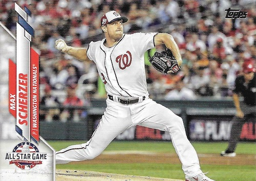 2020 Topps Update Baseball Variations Gallery and Checklist 72