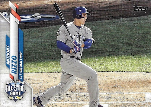 2020 Topps Update Baseball Variations Gallery and Checklist 84