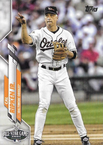 2020 Topps Update Baseball Variations Gallery and Checklist 86