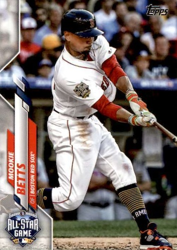 2020 Topps Update Baseball Variations Gallery and Checklist 112