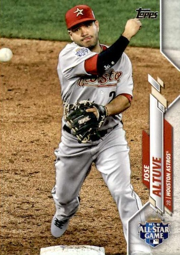 2020 Topps Update Baseball Variations Gallery and Checklist 120
