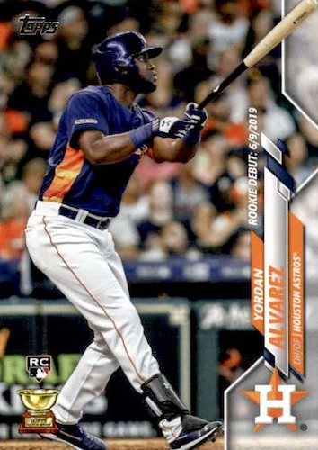 2020 Topps Update Baseball Variations Gallery and Checklist 129