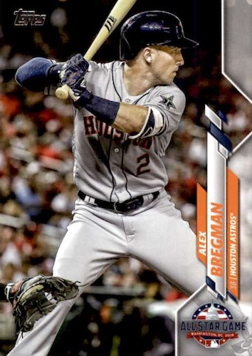 2020 Topps Update Baseball Variations Gallery and Checklist 29
