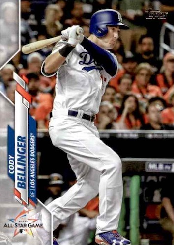 2020 Topps Update Baseball Variations Gallery and Checklist 34