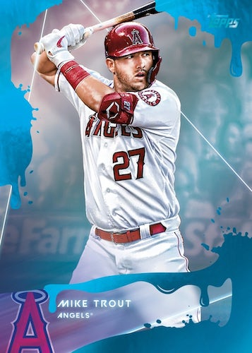 2020 Topps X Steve Aoki Baseball Curated Cards - Wave 4 Checklist 1