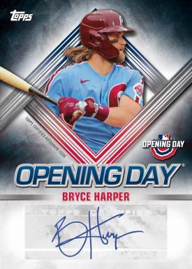 2021 Topps Opening Day Baseball Cards - Checklist Added 10