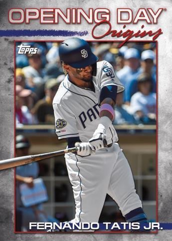 2021 Topps Opening Day Baseball Cards - Checklist Added 6