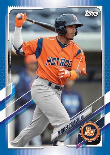 2021 Topps Pro Debut Baseball Cards 3