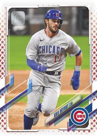 2021 Topps Series 2 Baseball Cards 4