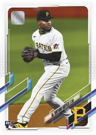2021 Topps Series 2 Baseball Cards 3