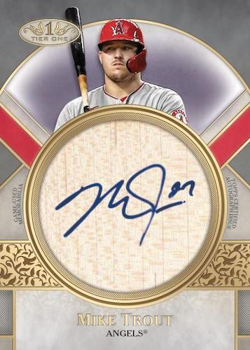 2021 Topps Tier One Baseball Cards 7
