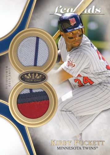 2021 Topps Tier One Baseball Cards 8