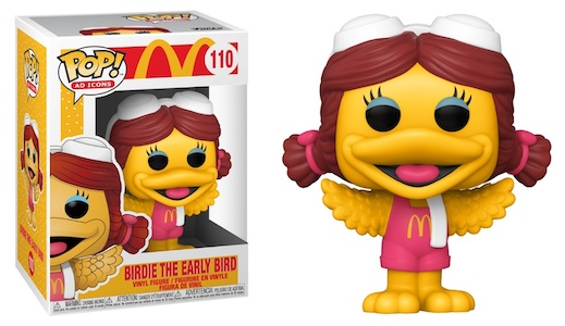 Ultimate Funko Pop Ad Icons Figures Gallery and Checklist - McDonald's 138