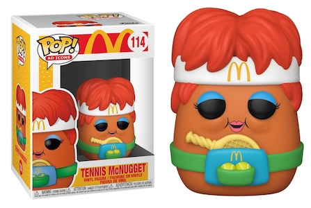 Ultimate Funko Pop Ad Icons Figures Gallery and Checklist - McDonald's 142