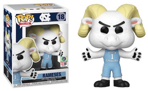 Funko Pop College Mascots Figures 14