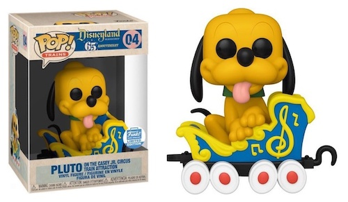 Ultimate Funko Pop Disney Parks Exclusive Figures Checklist and Gallery 82