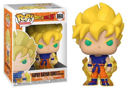 Ultimate Funko Pop Dragon Ball Z Figures Checklist and Gallery 148