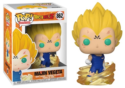 Ultimate Funko Pop Dragon Ball Z Figures Checklist and Gallery 150