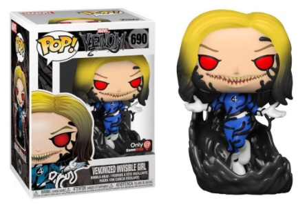 Ultimate Funko Pop Venom Figures Gallery and Checklist 64