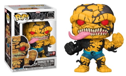 Ultimate Funko Pop Venom Figures Gallery and Checklist 68