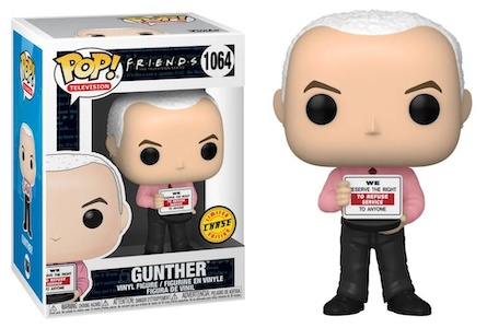 Ultimate Funko Pop Friends Figures Checklist and Gallery 16